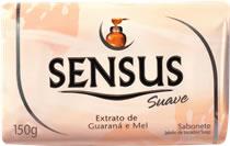 Sabonete Sensus Suave 150g Extrato de Guaraná e