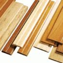 Rodapés em madeira