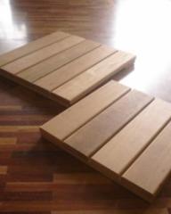 Assoalho em madeira