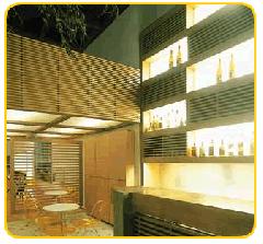 Mezaninos em madeira