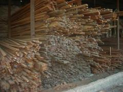 Ripas em madeira