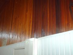 Lambril de madeira