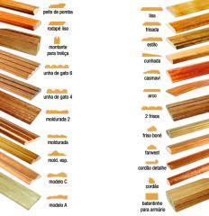 Guarniçõesem madeira