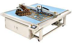 Corte Digital - CNC Faca Oscilante