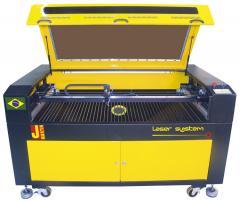 Máquina de Corte a Laser - Laser System