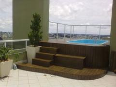 Deck Cobertura Caxias