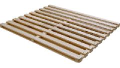 Separadores em madeira