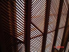 Brizze em madeiras Cumaru
