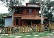 Casa em madeira Modelo 03