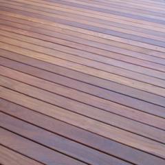 Deck Cumaru Ferro Extra 10cm Abaulado