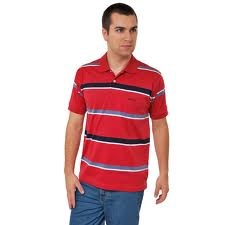 Camisas em Malha Fio Escocia