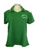 Camisas femininas polo
