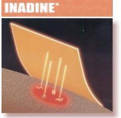 Curativo Iodado Esteril Nao-aderente com Espectro