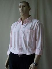 Camisa social lisa