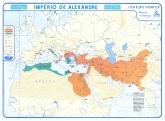 Mapa Império de Alexandre