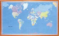 Mapa Mundi For Export