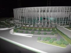 Estádio Brasília Copa 2014