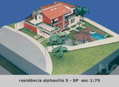 Residência alpha 5