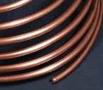 Os tubos de cobre