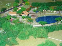 Maquetes Jardins