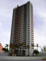 Maquete de Edifício Capuche Gastão Mariz
