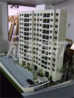 Maquete de edificio