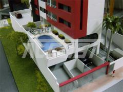 Maquete residencial