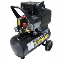 Compressor 8,5 pés 25 litros 2 hp
