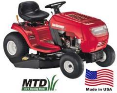 Trator cortador de grama MTD 772-S