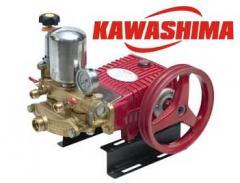 Bomba de pistão Kawashima S 40-L
