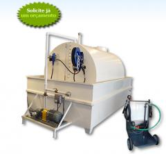 Sistema de oleo a granel
