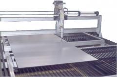 Equipamento OmniCut - Corte a Laser