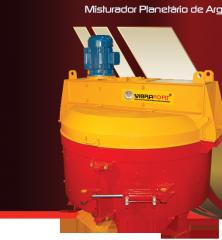 Misturador de argamassa MPTM 600