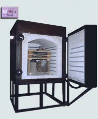 Fornos eletricos de alta temperatura