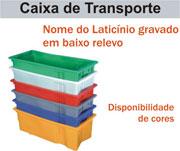 Caixa de Transporte de Leite