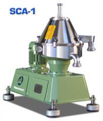 Separadora centrífuga SCA-1