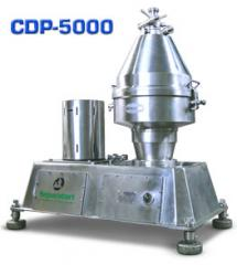 Separadora Centrífuga CDP-5000