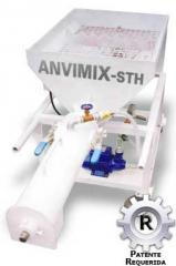 Misturador de Argamassa/Argamasseira ANVIMIX-STH