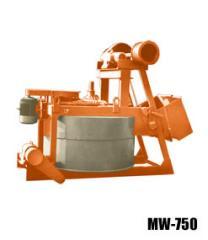Misturadores de eixo vertical MW-750