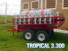 Pulverizador Pressurizado Tropical 3000
