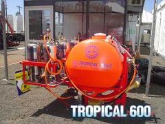 Tropical 600 Tanque em Polietileno
