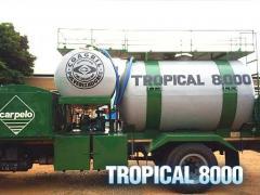 Tanque em polietileno Tropical 8000