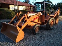 Retro-Escavadeiras CASE 580H