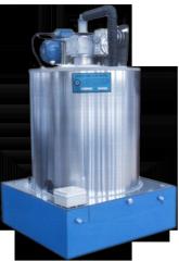 Máquinas para fabricação de gelo em escamas com