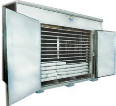 Congelador à placas de contato modelo horizontal