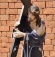 Estátuas Senhor dos Passos 1,00m altura