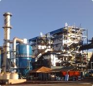 Caldeira de Biomassa