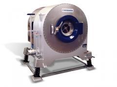 Máquina industrial de lavar roupas Tipo lavadora