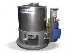 Máquina extratora centrifuga