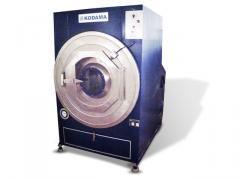 Máquina  de secar roupas Tipo Rotativa